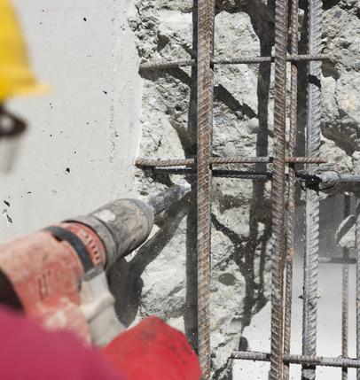 Comment démolir une façade de bâtiment à Tournefeuille?