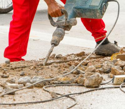 Les techniques pour démolir un mur manuellement à Cugnaux