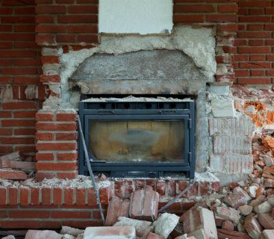 Comment démolir un conduit de cheminée à Balma?